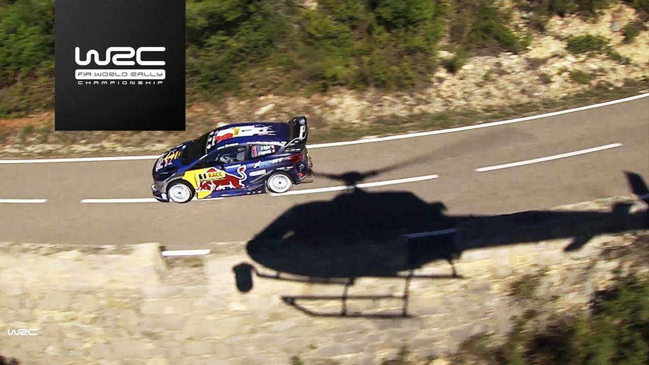 WRC 2018 - Sébastien Ogier ahead of Rallye Monte-Carlo
