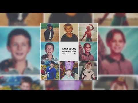 Lost Kings - When We Were Young (ft. Norma Jean Martine) [Cover Art]