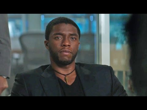 Captain America 3 - Civil War - Not Used to the Truth - Black Panther & Black Widow | deleted scene