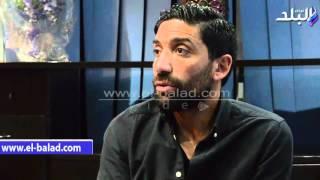 بالفيديو.. الشاطر يكشف عن سبب دعمه لـ'طاهر'.. ويؤكد: حسن حمدى 'رمز'.. وجمعة لم يفشل .. وغالي ليس الأقوى