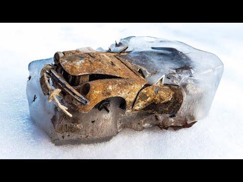 Old Porsche 356b cabrio in ICE Restoration