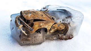 Old Porsche 356b cabrio in ICE Restoration