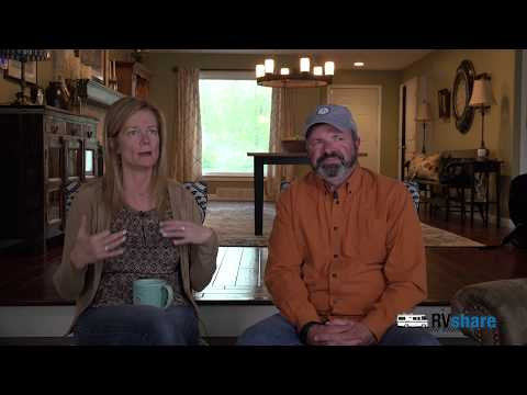 Rent Your RV on RVshare - Interview with Tom & Marcie