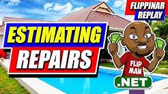 Wholesaling Real Estate Tips - Estimating Repair Cost