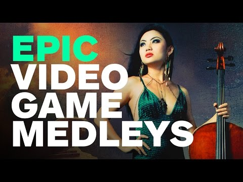 Awesome Video Game Medleys by Tina Guo...