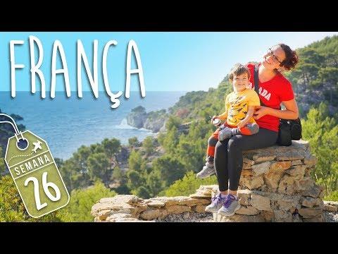 O melhor do sul da França! | Road Trip pela Provence e Côte D'Azur