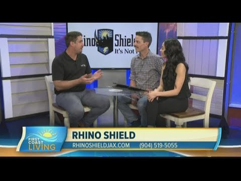 Want to gift the outside of your home a face lift? Check out Rhino Shield (FCL May 15th)