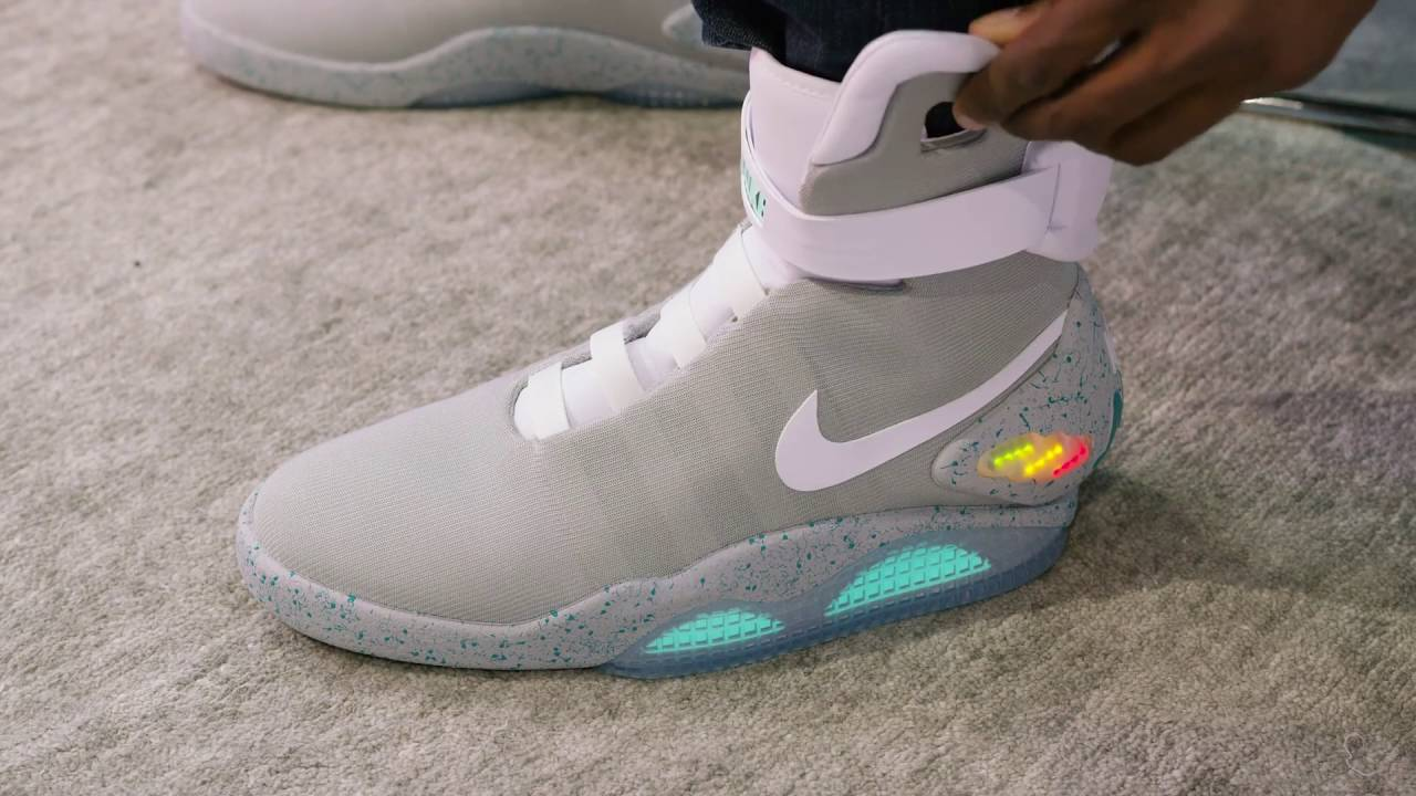 #Dope Tech Self Lacing | Nike: Mag!