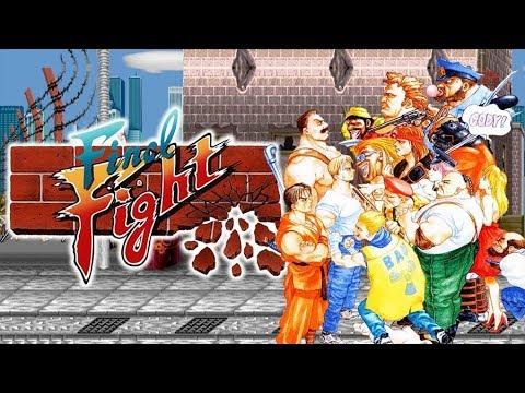 Capcom BEAT Em up Bundle FINAL FIGHT Arcade Replay pt 1 |