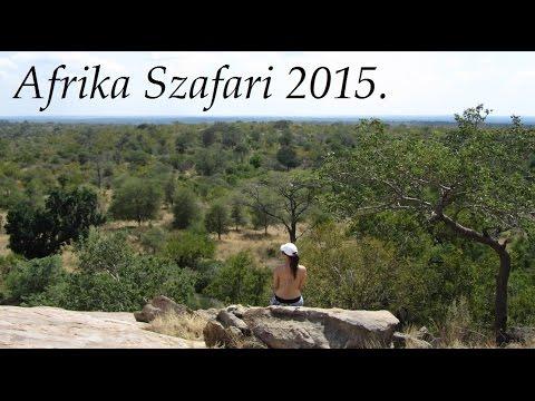 Afrika - Szafari 2015.