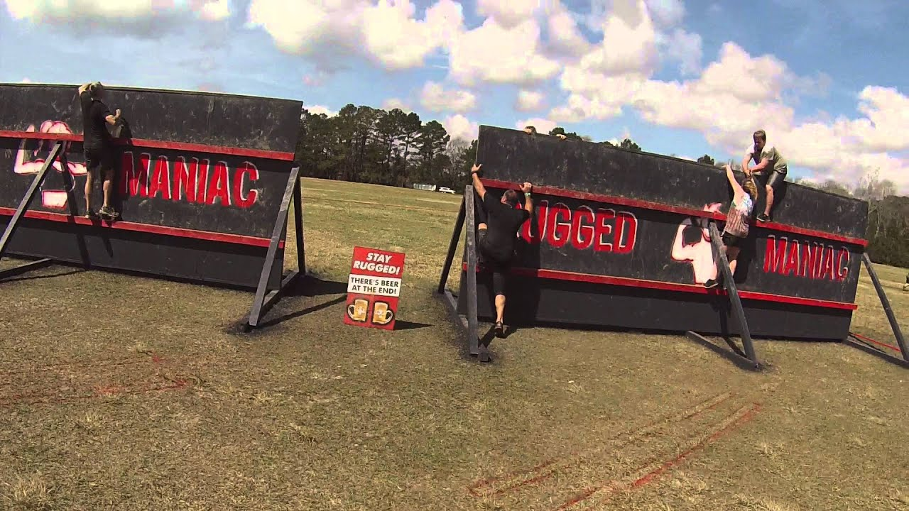 Rugged Maniac Registration Furniture Shop