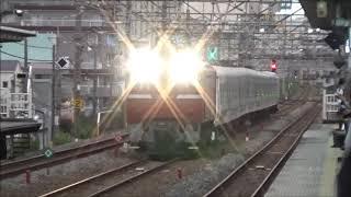 2020年9月23日 EF81141号機 牽引E257系2000番台 NA-06編成  AT出場 南流山 東浦和にて