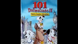 Digitized Opening To 101 Dalmatians Ii: Patch's London Adventure (uk Vhs)