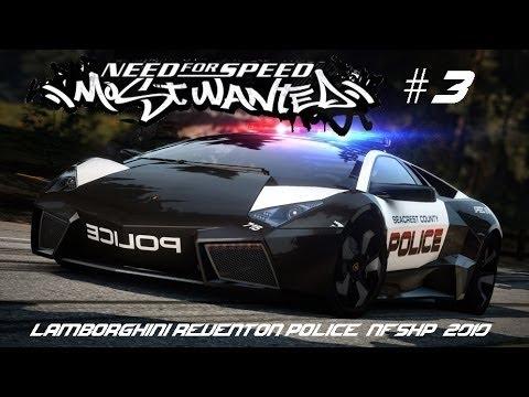 Nfsmw 2005 Lamborghini Reventon Police Is Back In 2016 Youtube