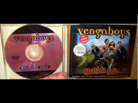 Vengaboys - Shalala lala (2000 Alice Deejay remix)