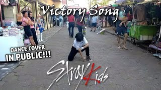 [IN PUBLIC] Stray Kids - Victory Song (승전가) - Dance Cover by Frost