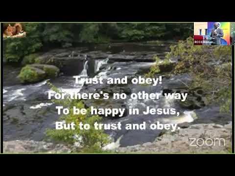 Sunday Divine Service 25th July 2021