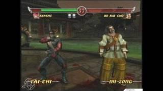 Mortal Kombat: Deadly Alliance Xbox Gameplay_2002_10_24