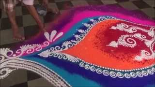 Diwali Special Rangoli Design Sanskar Bharati Rangoli Design How to draw Diwali rangoli