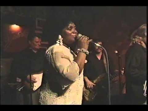 Carla  Thomas, Live: B-A-B-Y and Standin'...