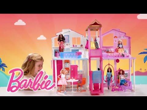 Supercasa de Barbie | @Barbie