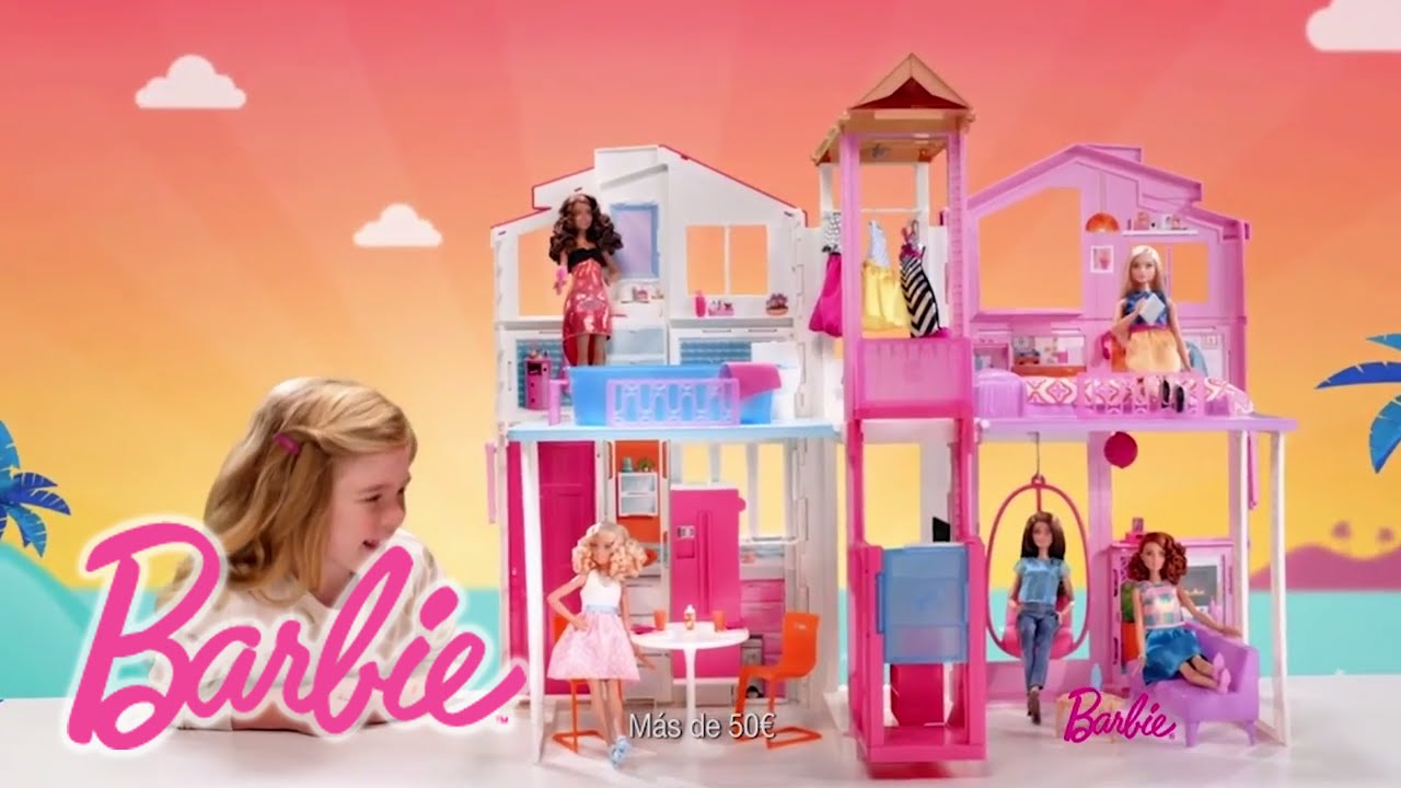 Supercasa de barbie barbie youtube - Supercasa de barbie ...