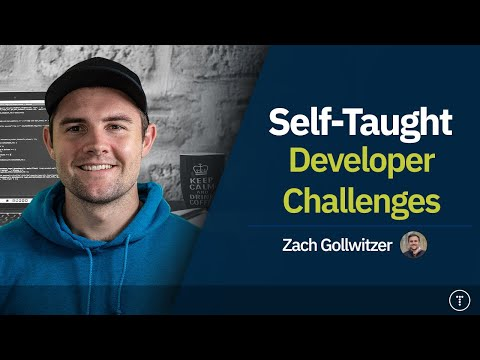 Challenges of a Self-Taught Developer