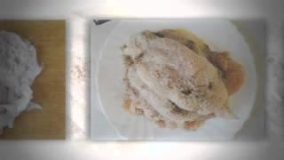 Куриные отбивные под сыром