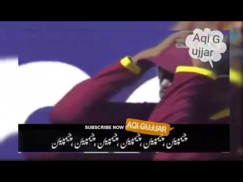 Dj Bravo _Champion song in punjabi (pakistan vs weat indies ) Aqi Gujjar