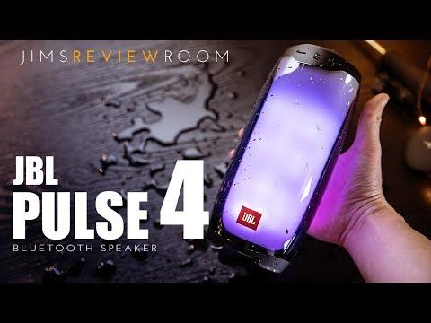 Download JBL PULSE 4 Bluetooth Speaker -  Finally JBL ! - REVIEW