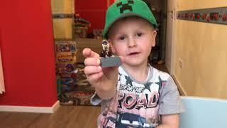 Lego Indiana Jones beim SpielzeugTester - Julian