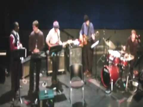 This is an original jazz tune I wrote. This is from my senior recital at Uarts. The group is Whitmer & Whitmer.