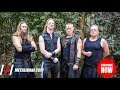 Capture de la vidéo Ensiferum'S Sami Hinkka On Australian Tour, Future Of Folk Metal, Acoustic Tours &Amp; Next Album (2019)