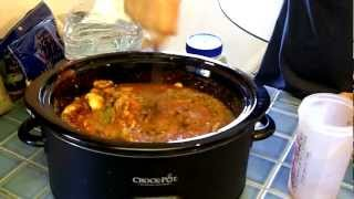 Quick And Easy Chili Recipe - Crazy Quick Crock-pot Chili
