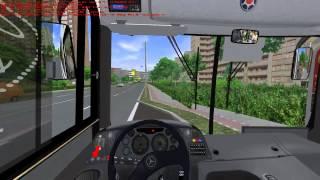 (OMSI) Teste Torino FKN (FFDESIGN) 2P com A/C Manual