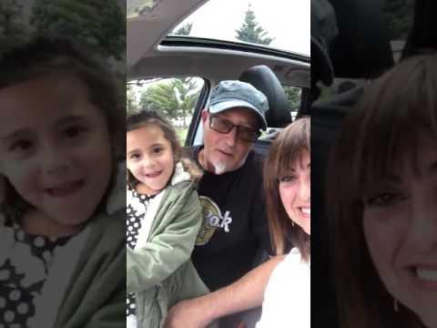 Lola and grandparents karaoke