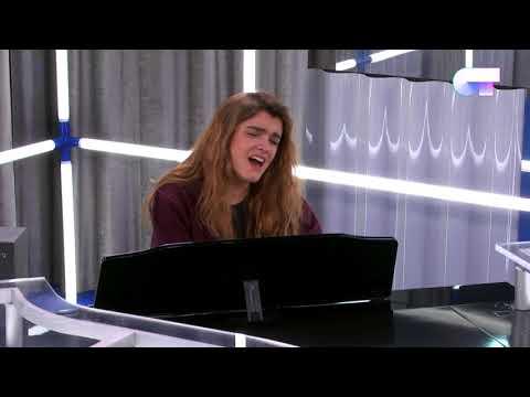 Amaia improvisa al piano | LOS MEJORES MOMENTOS | OT 2017