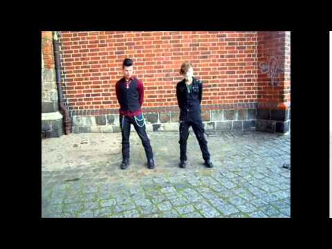 [[Donkey Rollers - No One Can Stop Us]] Industrial Dance Battle by Jashy RavenSoul and Eric Draven