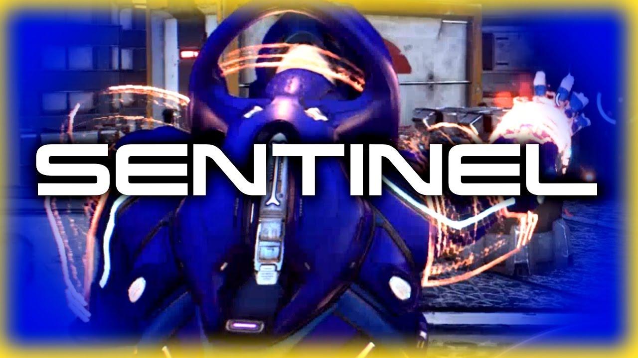 Mass Effect  Best Sentinel Build
