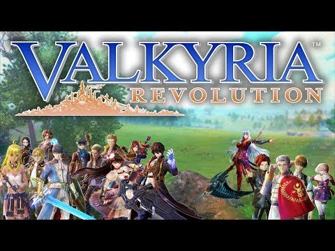 LP Valkyria Revolution Part 6: Shops and Upgrades