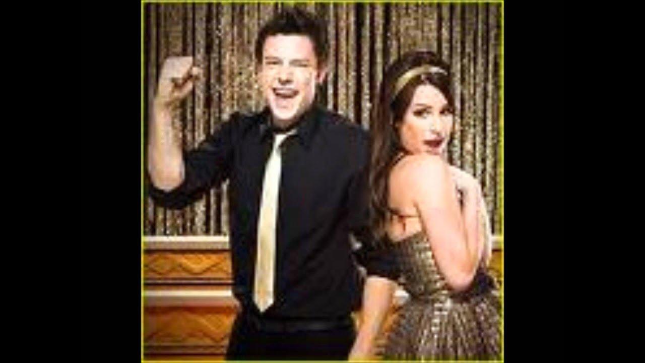 Glee finn and rachel hello i love you by the doors for Rachel s fairy doors