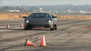 2010 Lamborghini Murcielago LP650 4 Roadster Videos