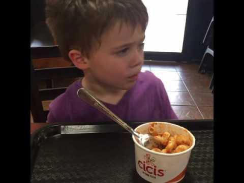 Download Youtube: Little kid gives middle finger