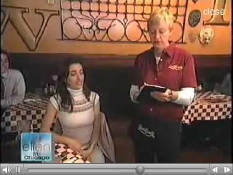 Ellen Works at Giordano's Pizza