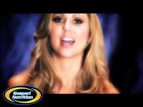 Marzia Prince video from Gaspari Nutrition - YouTube