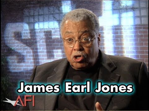James Earl Jones On Being The Voice Of Darth Vader