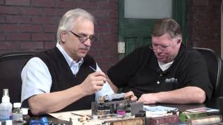 "TrainMasters TV - The Backshop Clinic ""Extreme Weathering"""
