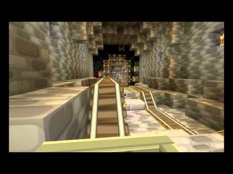 Minecraft : Indiana Jones And The Temple Of Minecraft! Challenge Map Review!