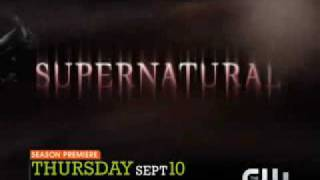 Supernatural Trailer  5  sobrenatural 5 temporada
