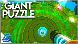 Anicent Ruins, Giant Puzzle Door - Slime Rancher - Part 2 (Update 0.50)